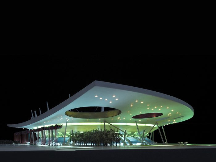 北京奧運會主會場桌布