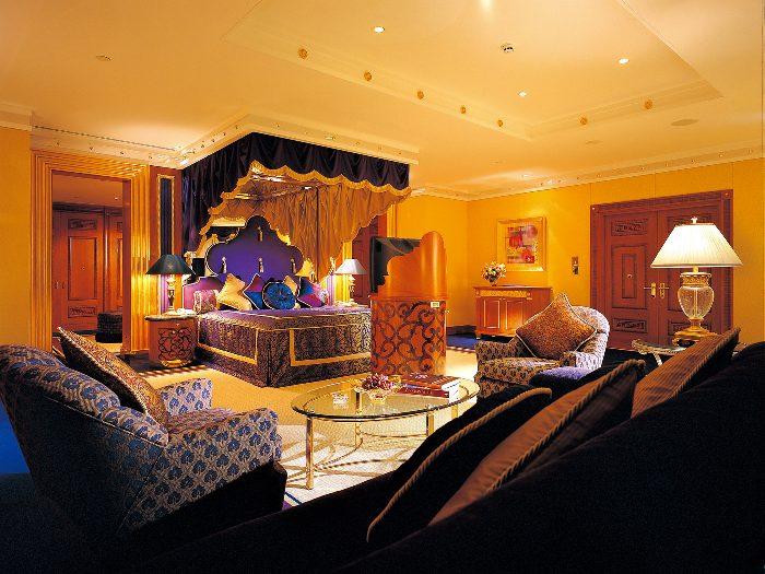 迪拜七星級酒店