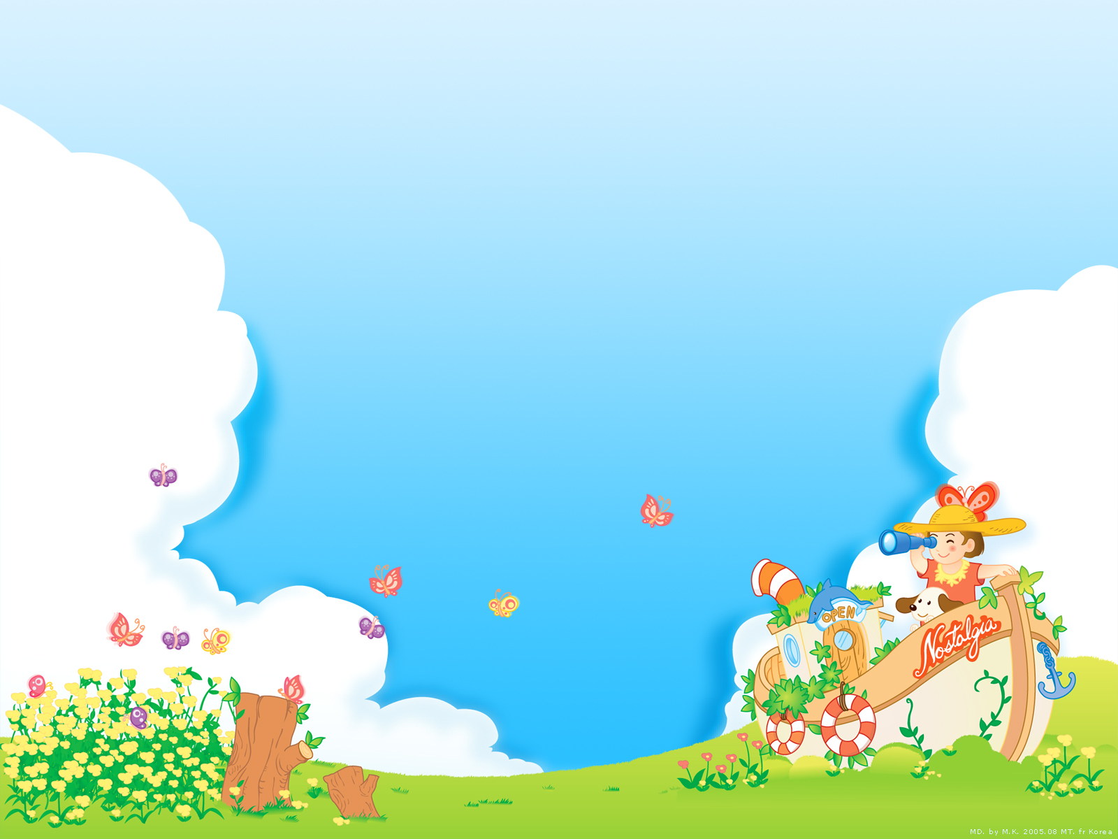 Kids Picture Background